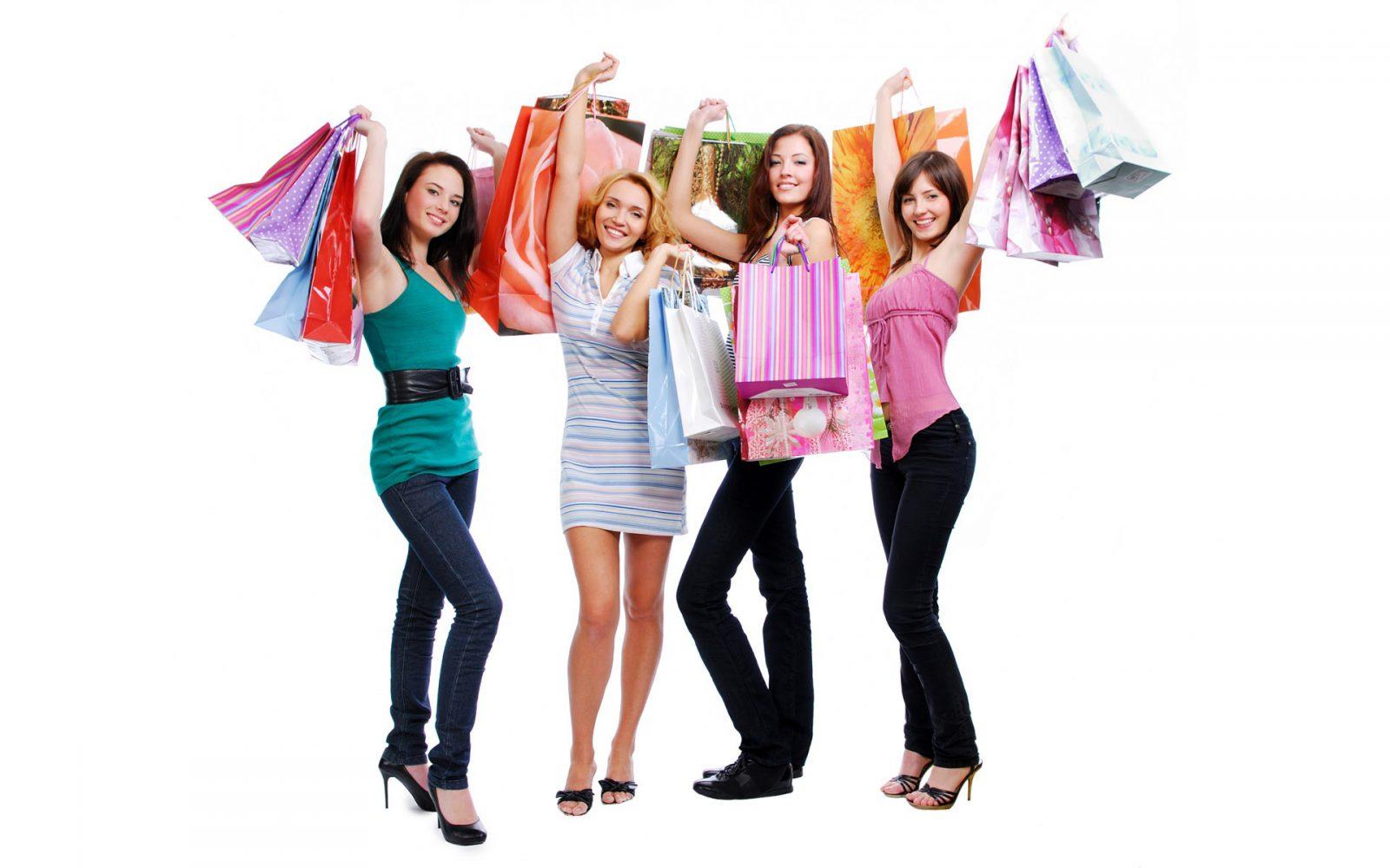 Женская логика покупок —  исследование