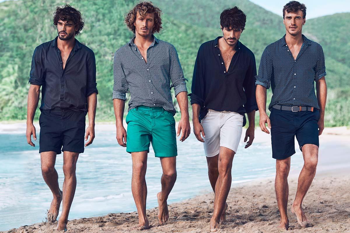 Тренды лета-2016 в мужской одежде