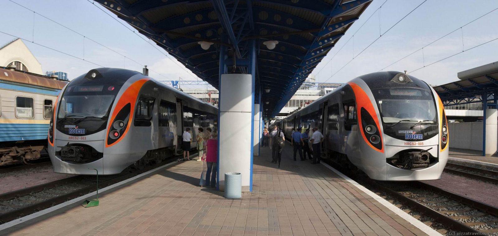 «Укрзализныця» пустит поезда в Австрию и Болгарию