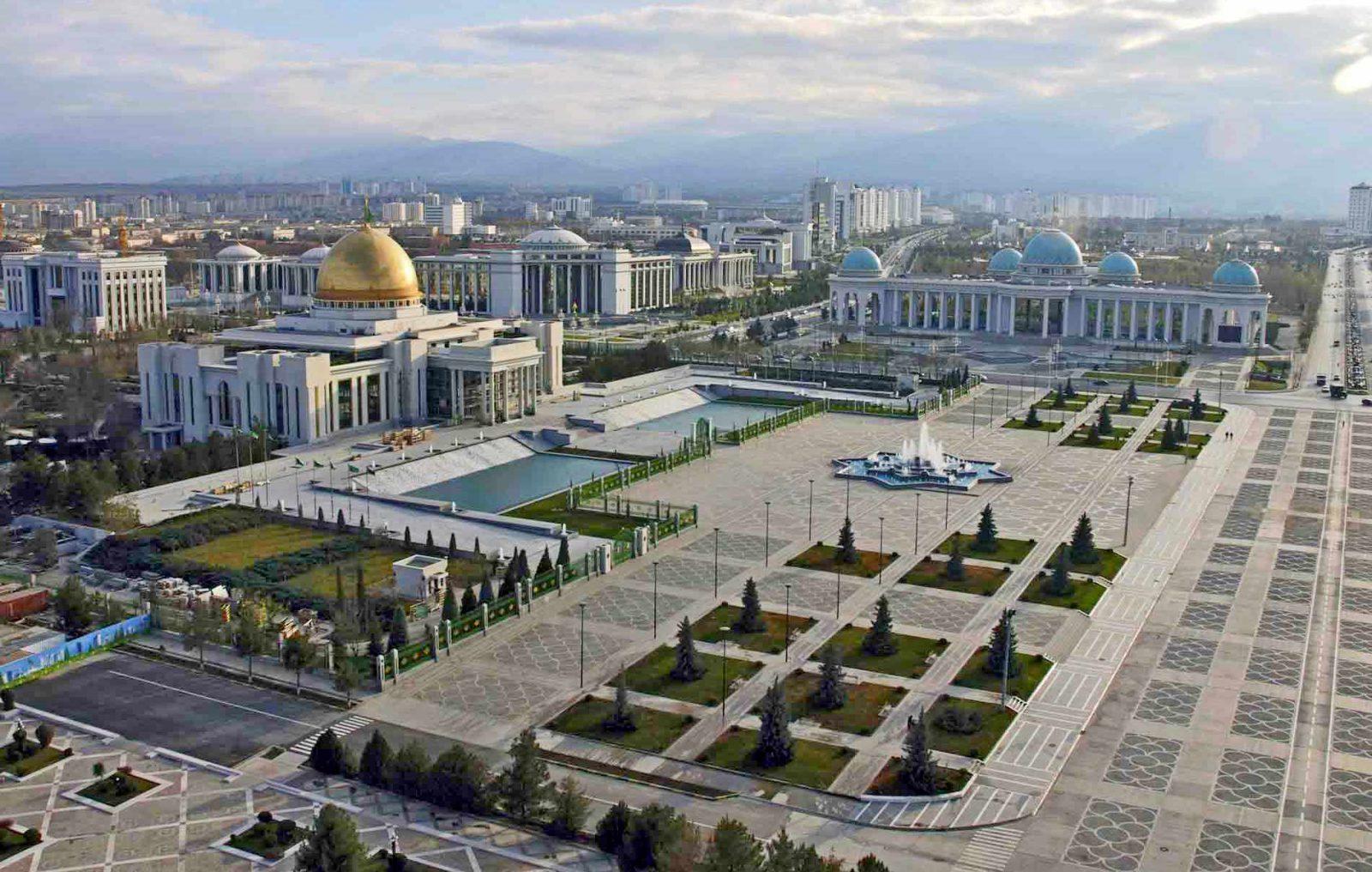 Теперь опять можно летать в Туркменистан