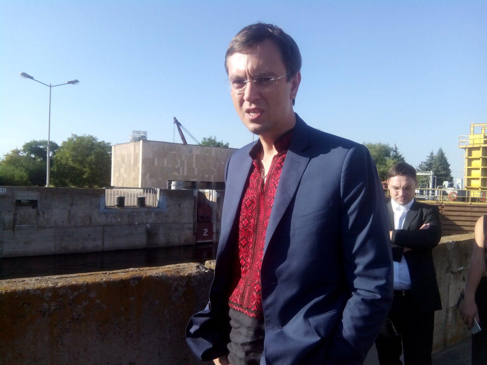 Омелян: В отношении «Укрзализныци» есть много уголовных дел