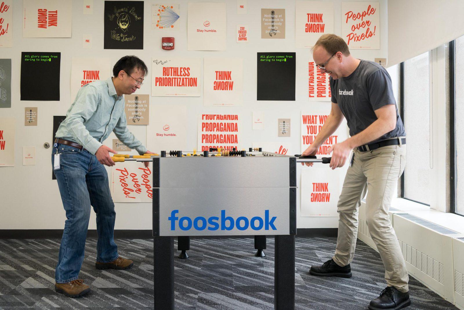 Facebook переманивает топов с Google