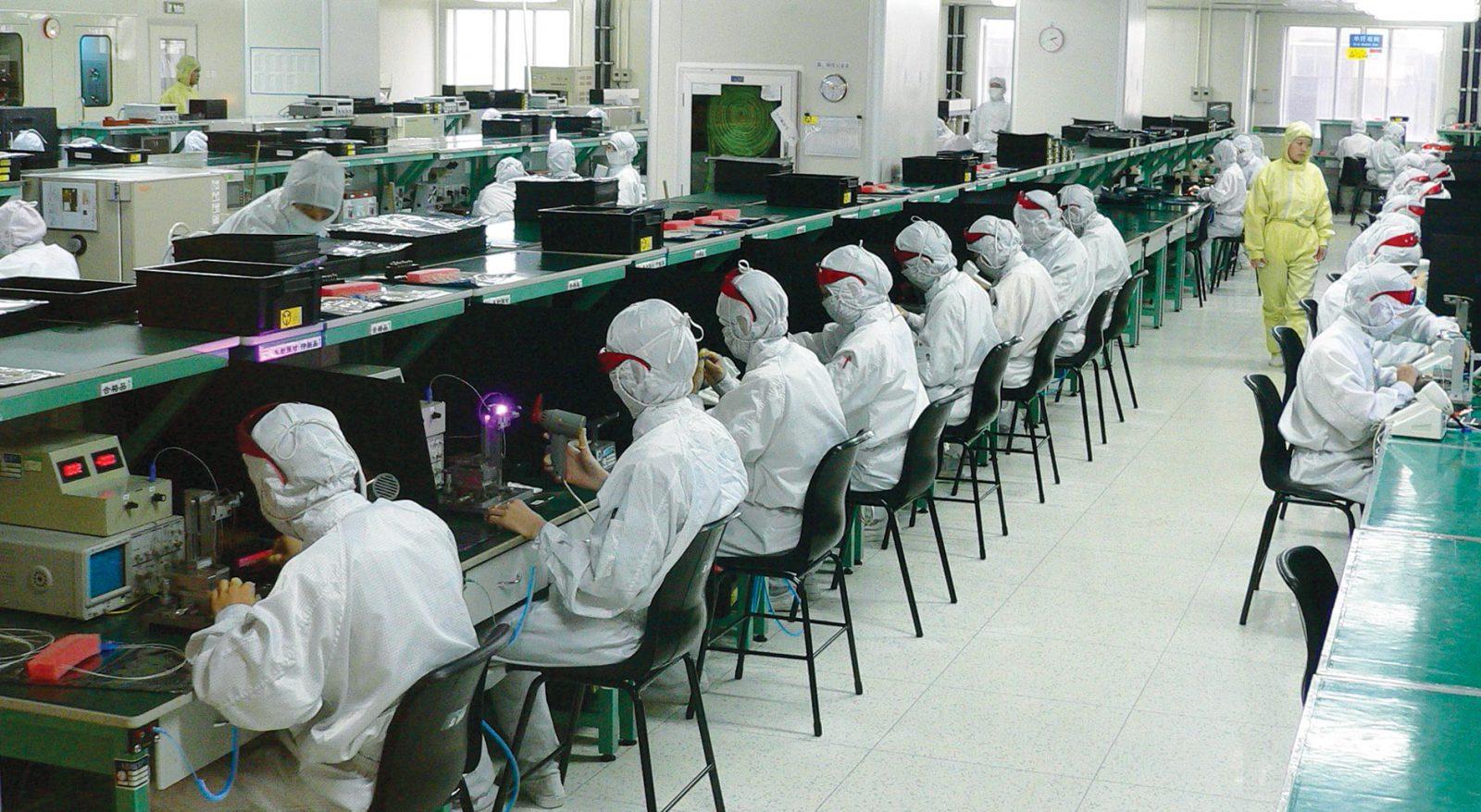 Производство iPhone может переехать в Индию
