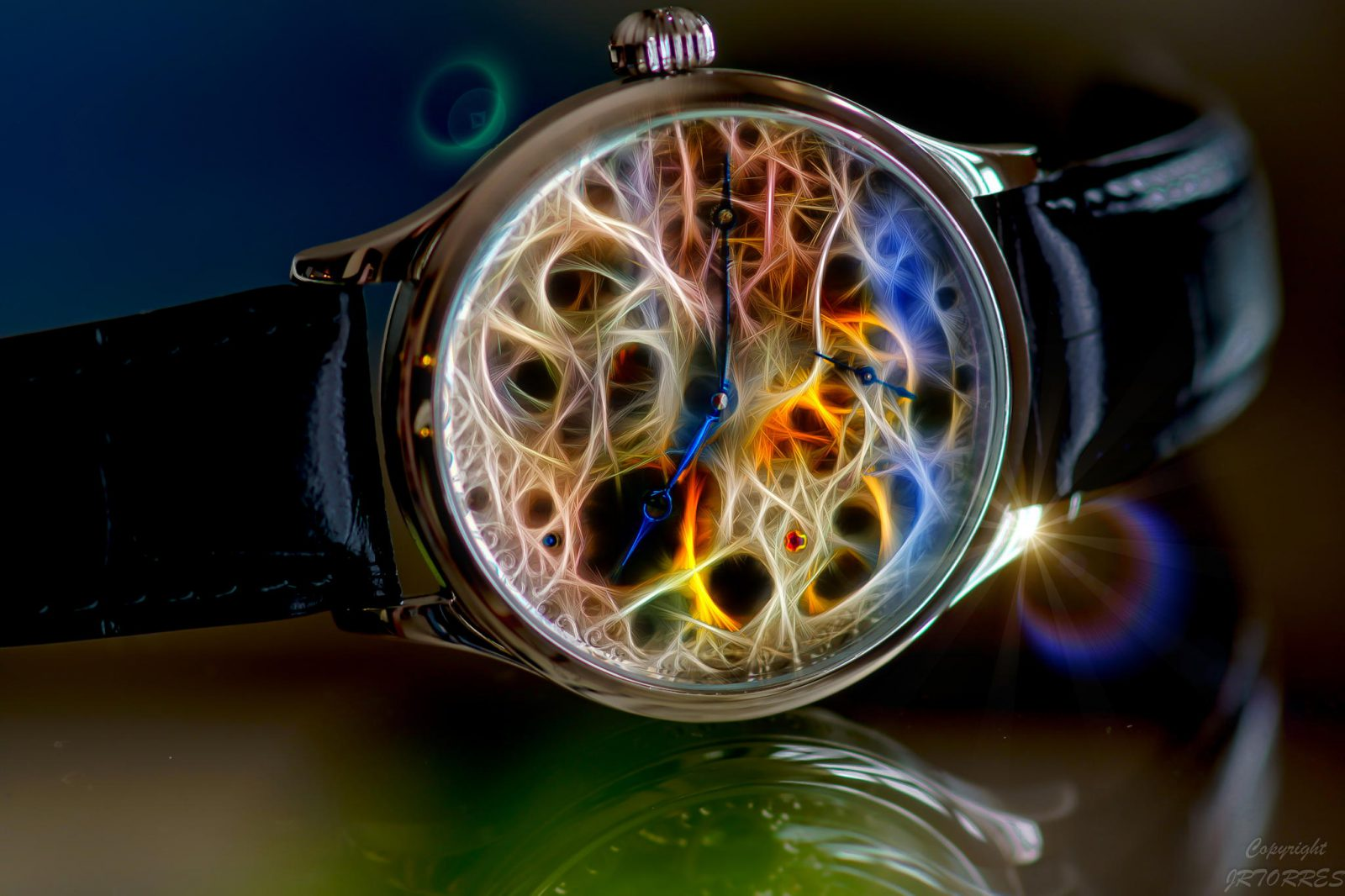 Мир разлюбил швейцарские часы