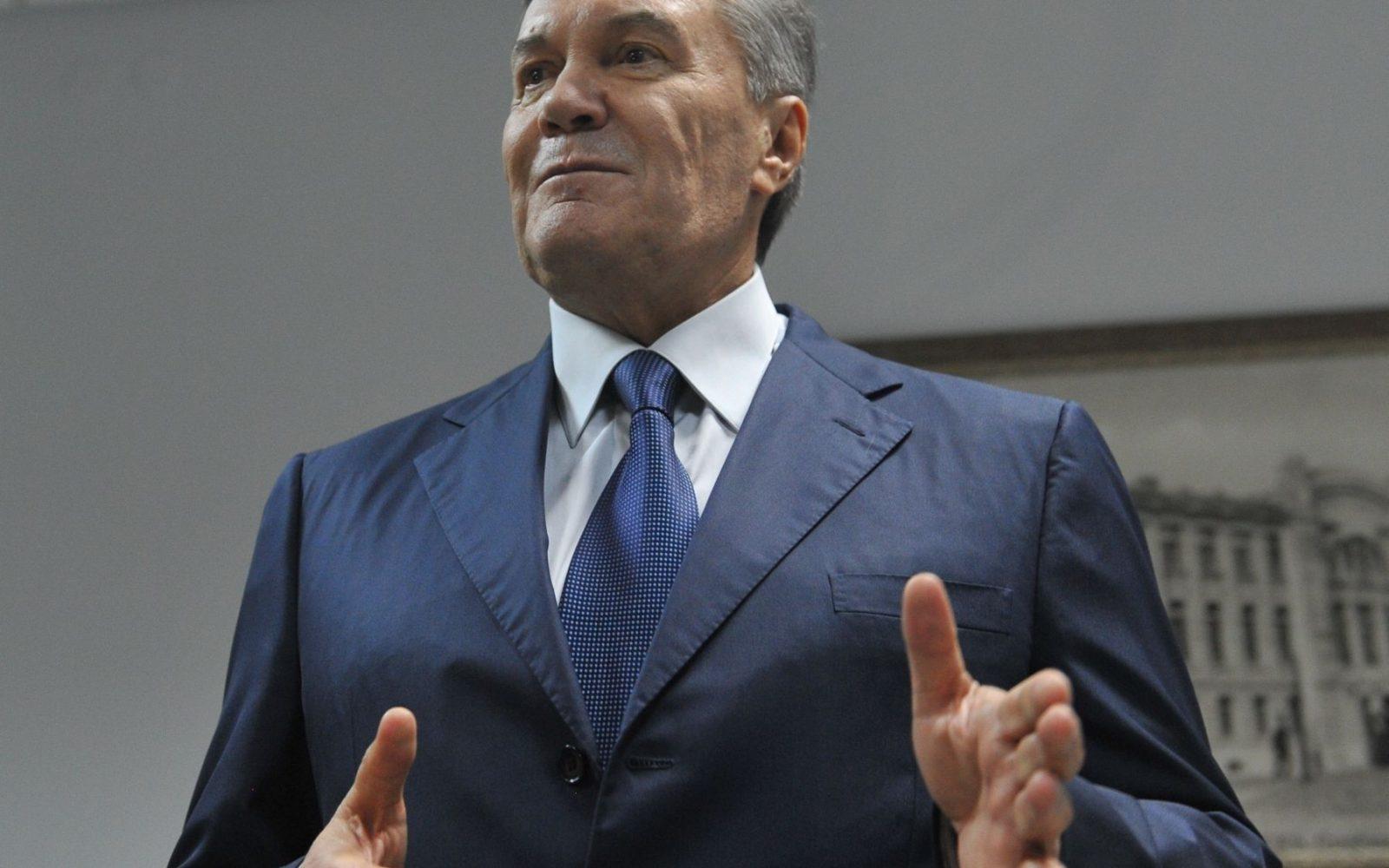 Янукович и К° «отмыли» больше 200 миллиардов