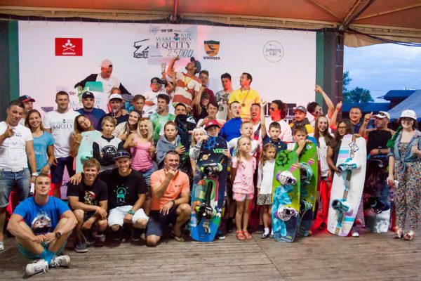 Найбільший призовий фонд та найстарший вейкер – підсумки  EQUITY Kyiv Wake Open 2017