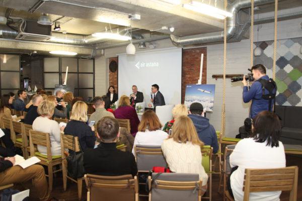 Air Astana активно развивает направления Казахстан-Украина