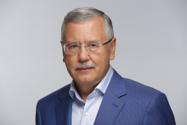 Гриценко о роспуске Рады: Ждем указа с датой голосования