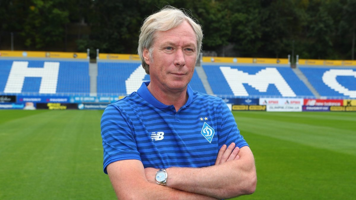 У «Динамо» новый тренер