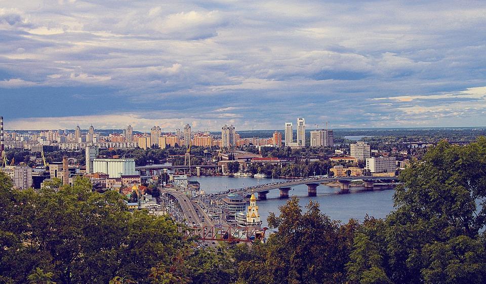 Киев стал одной из самых прозрачных столиц Европы