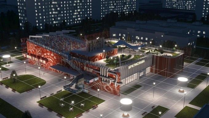 Кинотеатр «Братислава» отремонтируют за 100 млн гривен
