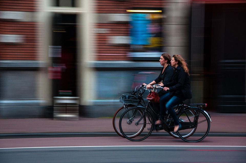 В Киеве появятся экскурсии на велосипедах