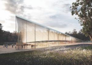 Каким будет Мемориальный центр Холокоста в Киеве
