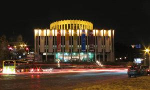 Украинский дом превратят в культурный центр
