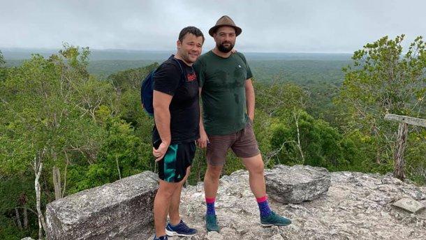 Киевский застройщик Ваврыш рассказал о своих заграничных турне с Богданом