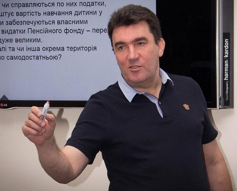 Зеленский назначил нового секретаря СНБО