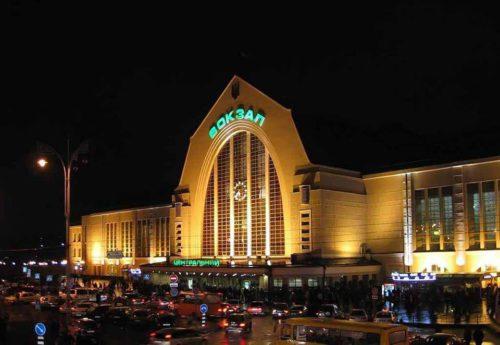 На Центральном вокзале появятся зарядки для электромобилей