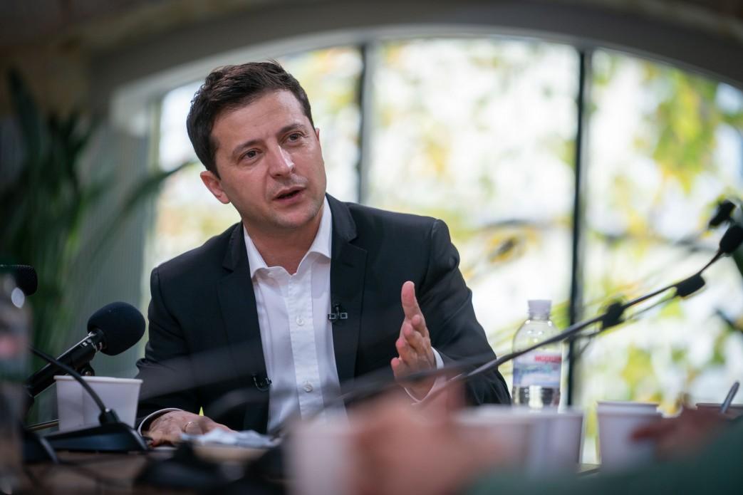 Зеленский проводит большой пресс-марафон на фудкорте (трансляция)