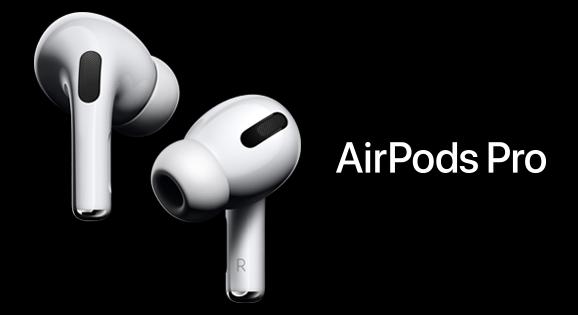 Apple представила новые наушники AirPods Pro