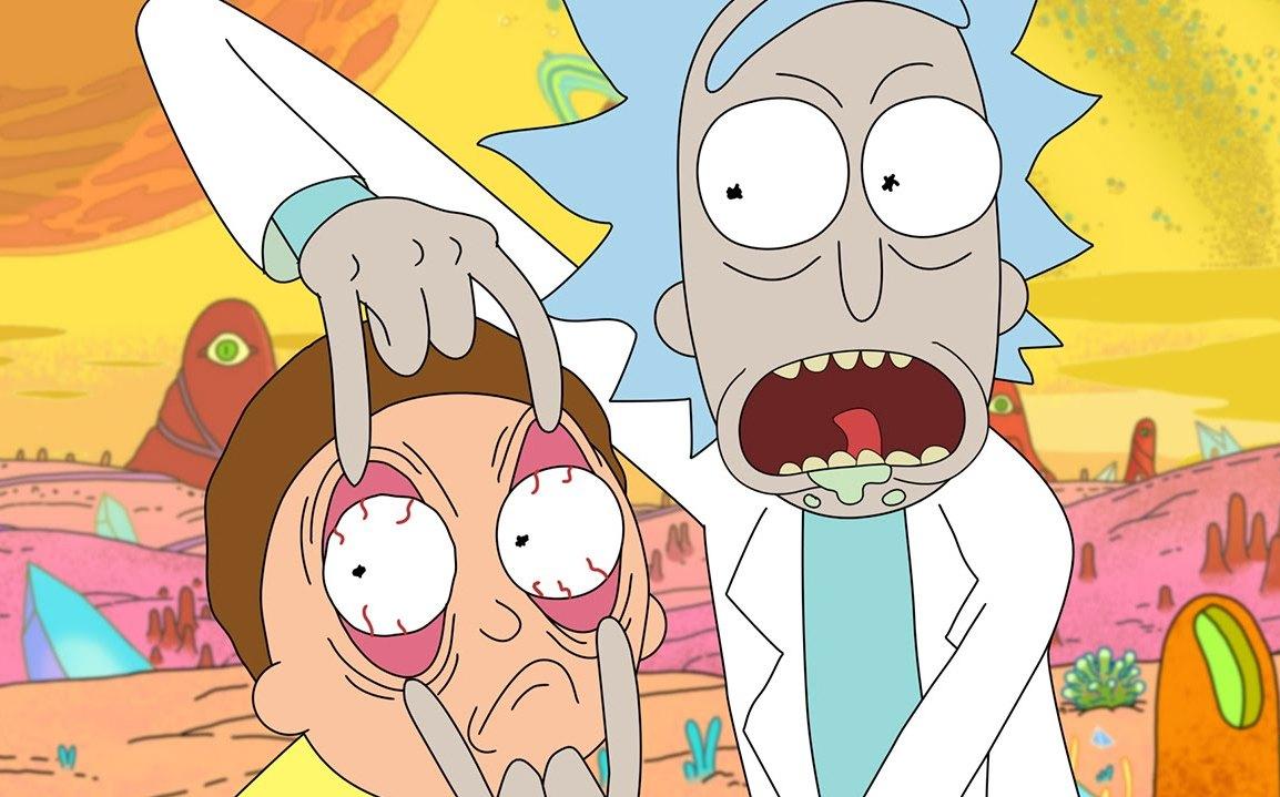 Вышел трейлер четвертого сезона «Рика и Морти»