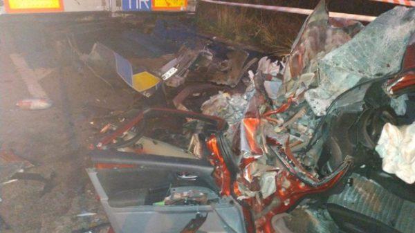 В Киевской области за сутки в ДТП погиб человек, еще шесть пострадали