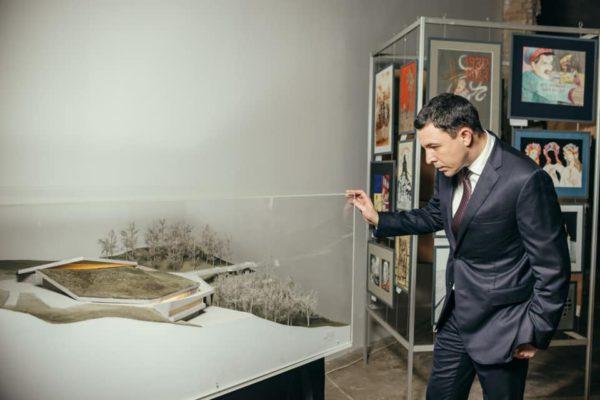 В Киеве презентовали проект Музея Голодомора