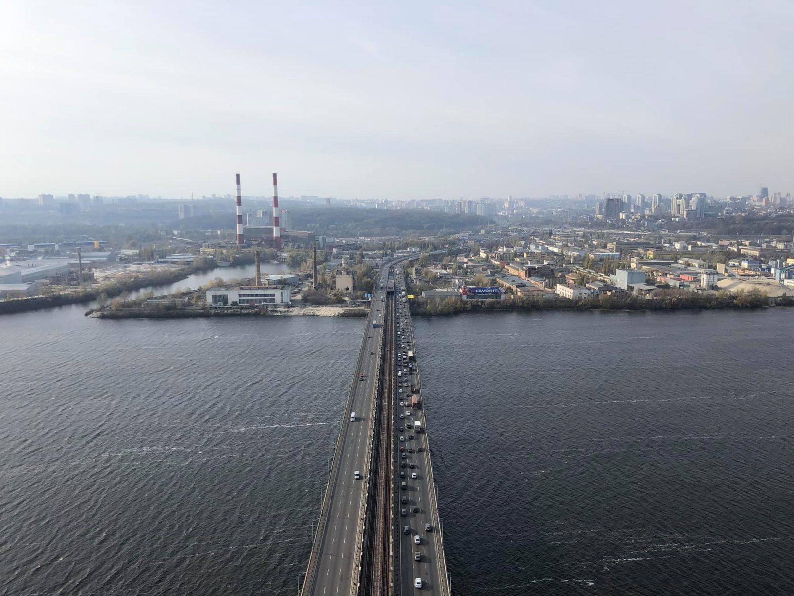 Южный мост полностью открыли для движения автомобилей