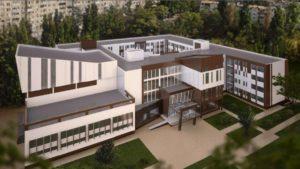 Реконструкция Киевского университета Бориса Гринченко: как будет выглядеть корпус