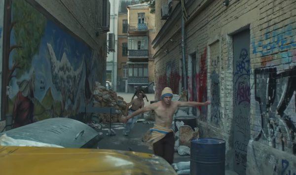 Puma сняла рекламу в Киеве