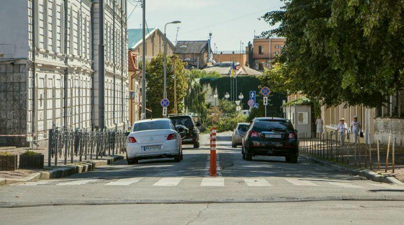 Одну из улиц на Подоле перекроют до конца года