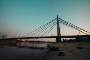 На Северном мосту ограничат движение