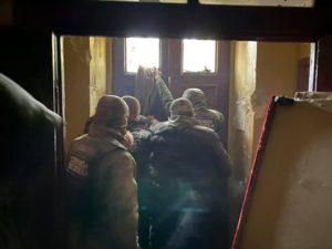 На улице Полевой неизвестные пытались захватить аварийное общежитие: в КГГА прокомментировали