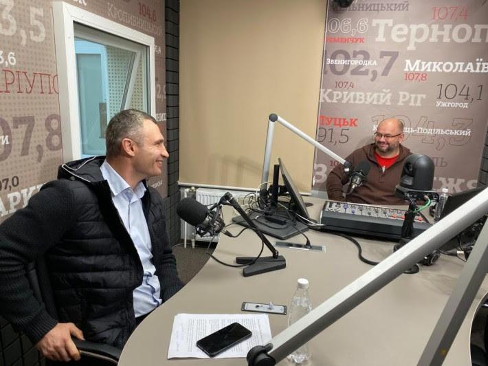 Когда представят новый генплан столицы: Кличко ответил