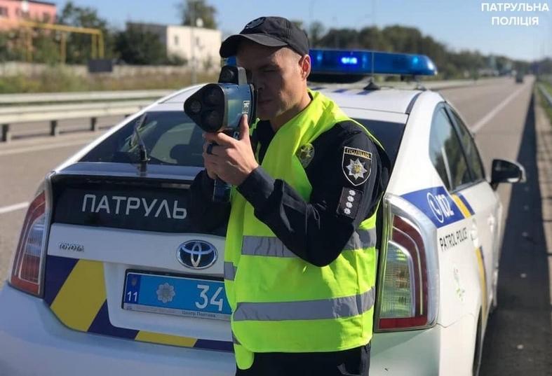 На дорогах увеличивают количество полицейских радаров: карта с их расположением