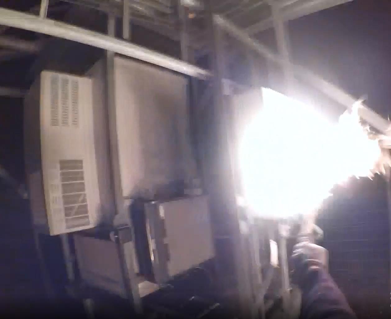 Под Киевом сожгли две вышки Lifecell в «поддержку» Курдистана