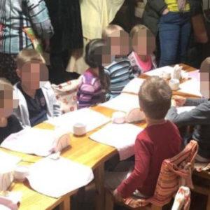 В Киеве обнаружили нелегальный детский сад