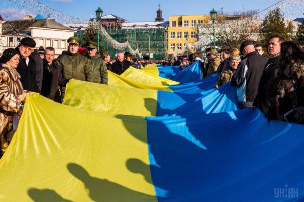 Как в Киеве будут отмечать День Соборности