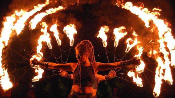 В столице пройдет фестиваль огня