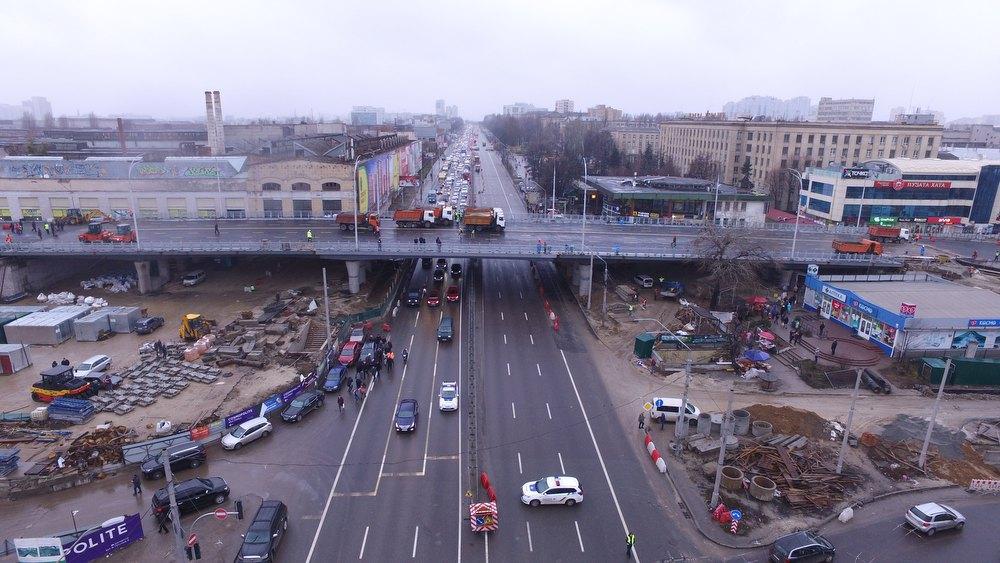 Ремонт Шулявского путепровода снова вырос в цене
